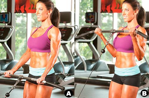 curl biceps polea
