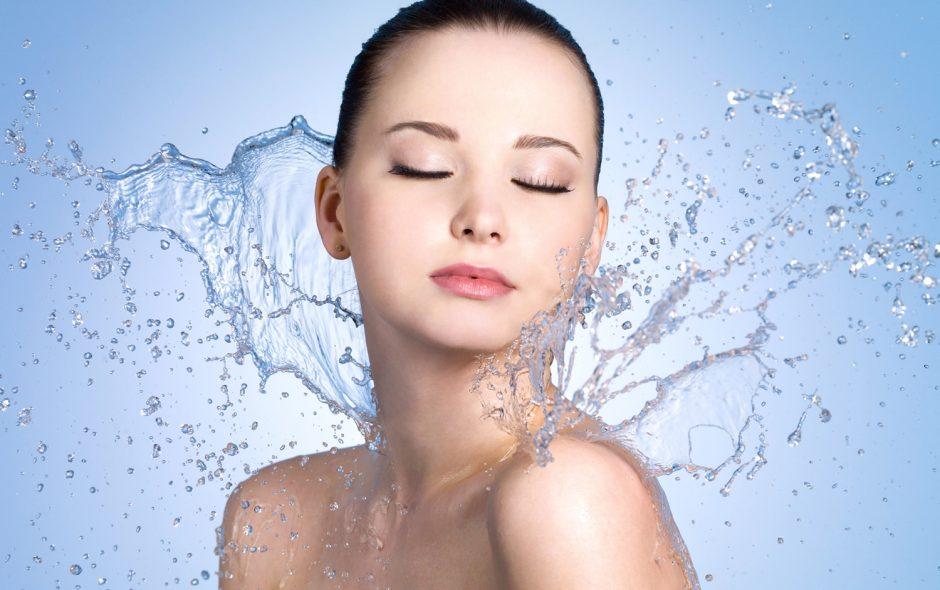 como hidratar piel del rostro