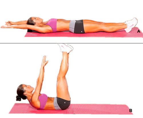 ejercicio-recto-abdominal – Mujer de Portada