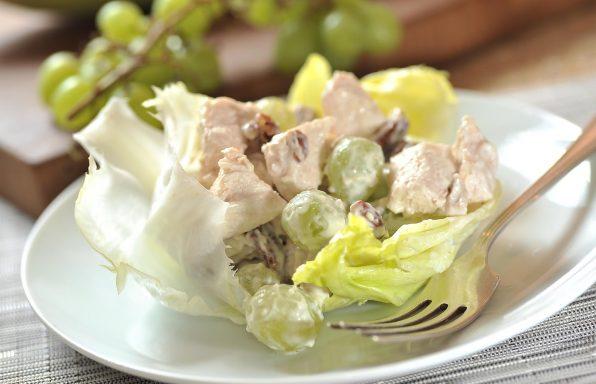 receta ensalada de pollo