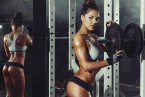 tonificar los músculos