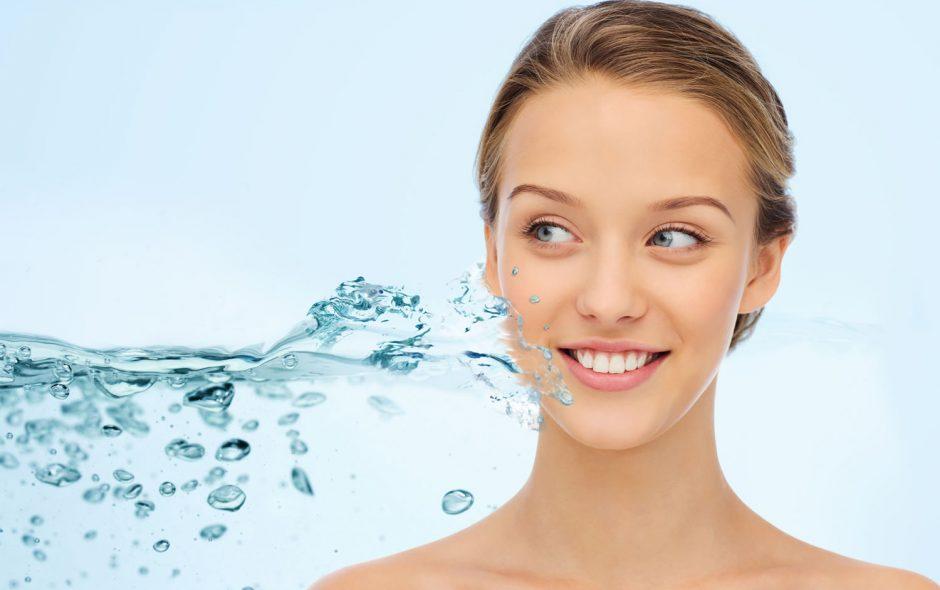agua termal - cuidado piel