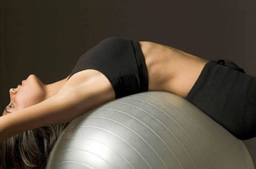 pelota de fitness