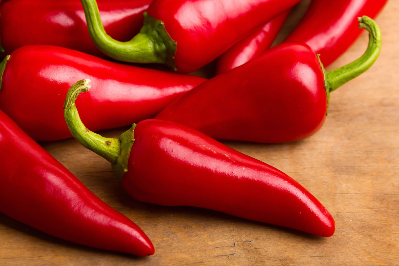 chile para adelgazar muslos