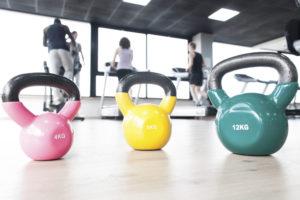 ejercicios con ketlebell
