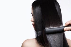plancha de cabello
