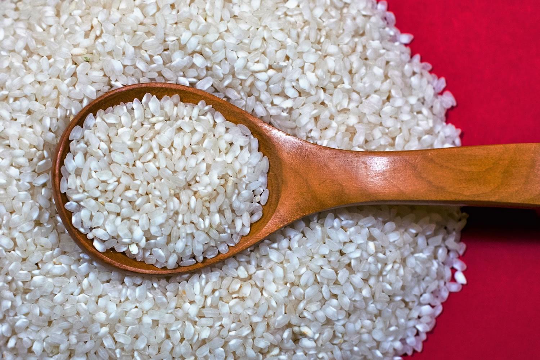 arroz de grano medio