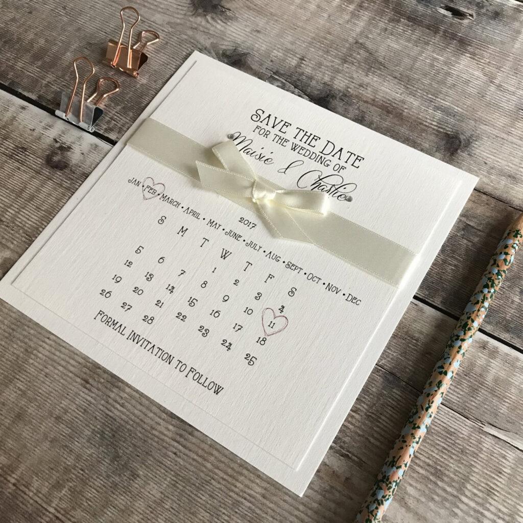Día y hora de la boda