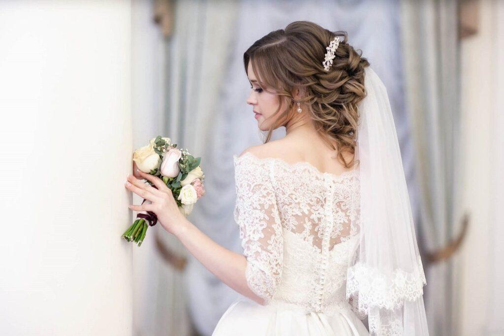 búsqueda de un vestido de novia