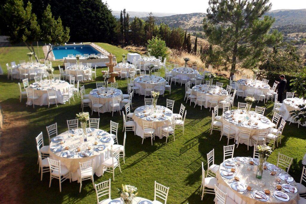 lugar en el que celebrar una boda