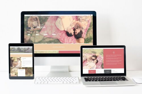 página web para enlace matrimonial