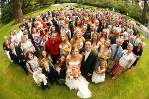 cómo hacer la lista de invitados a una boda