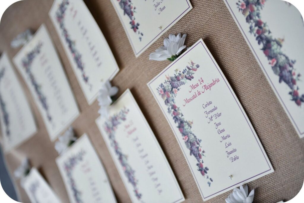 cómo seleccionar a los invitados a una boda