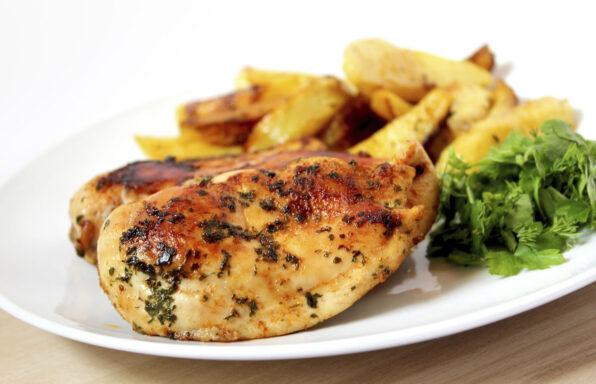 Pollo a la provenzal