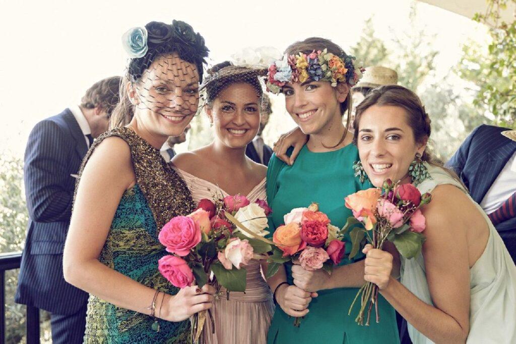 invitados y lista de bodas