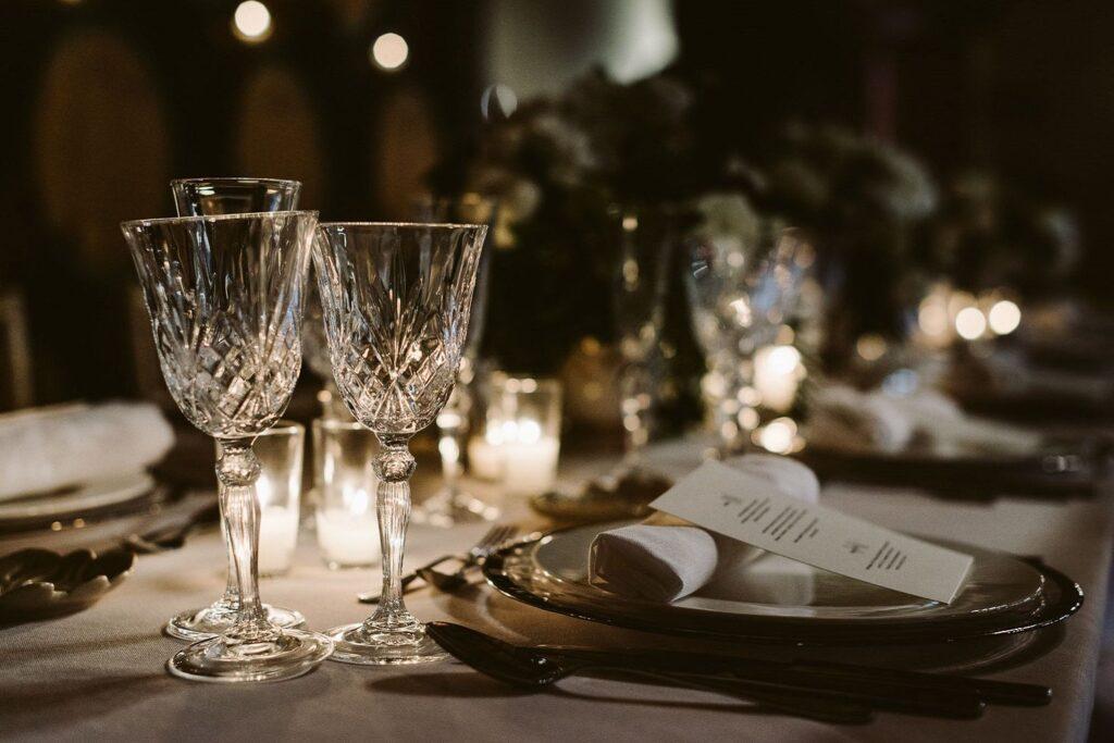 Cómo elaborar una lista de bodas