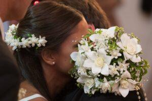 consejos para escoger las flores de una boda
