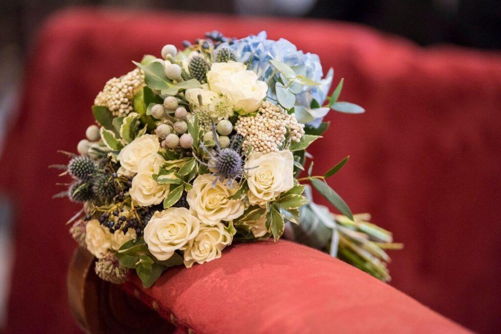 consejos para elegir flores nupciales